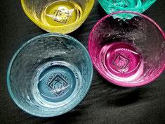 大山新酒・酒蔵まつり 吟醸盃 オリジナルグラス