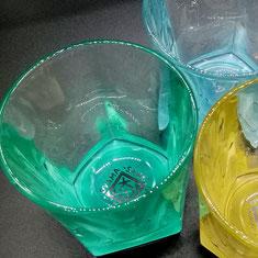 大山新酒・酒蔵まつり オリジナルロックグラス