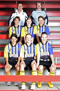Juniorinnen B, Saison 2010/2011