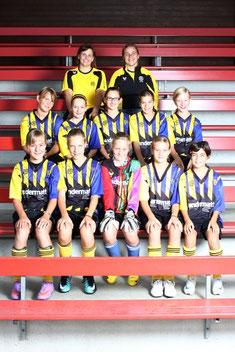 Juniorinnen D, Saison 2010/2011