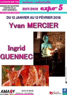 La Roche sur Yon janvier 2018