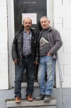 Ahmet Alemdar und Umut Aydin