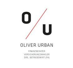 Logoentwurf von Peter Scheerer - Oliver Urban Finanzberatung - Jimdo Expert Stuttgart. Herleitung 2