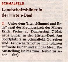 Hamburger Abendblatt 05.05.2015