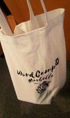 Foto regalo bolso #WCMarbella