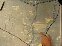 Identificación de elementos urbanos 2010