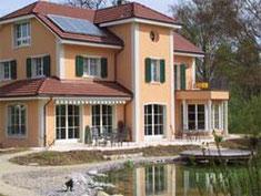 Einfamilienhaus Frick (Fensterladen, Verbundraffstoren und Markise)
