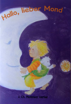 Hallo lieber Mond, Bilderbuch von Eva Brandt