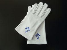 gants franc-maçons