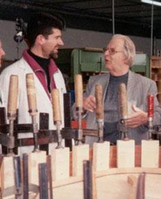 Klaus Fenner confronto sulla costruzione di una tavola armonica