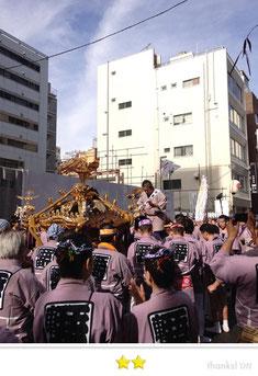 五軒町@マニアさん:神田祭