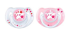 Philips Avent Nuggis Nacht, rosa, 6-18 Monate