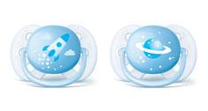 Philips Avent Nuggis Ultra Soft, blau