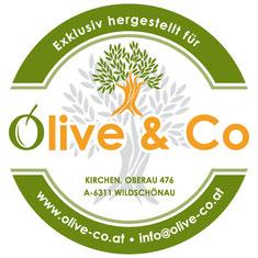 Olive & Co Logo
