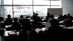 情報センターでの授業