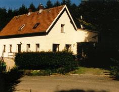 altes Schießhaus erbaut 1931