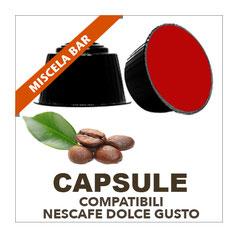 cioccolata compatibile capsule nescafe dolce gusto
