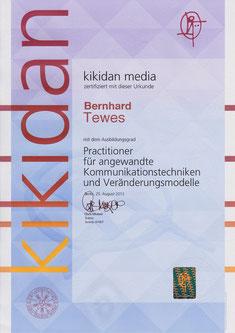 Kididan Media Zertifikat