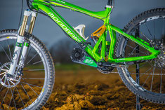 Ten minutes to easily convert your bike