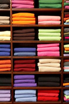 Garderobencheck im Kleiderschrank