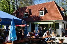 Café du Flaucher - Isar, Munich