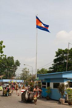 Poipet, Kambodscha