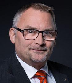 Geschäftsführer des TSV Hillentrup - Andreas Hagemann