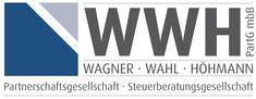 Logo Wagner & Wahl Steuerberater Kassel