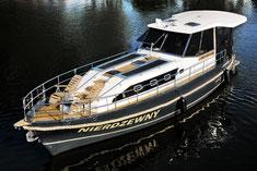 Boote für Leute mit Erfahrung oder mit Skipper