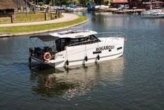 Boote für 3 Paare
