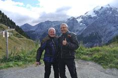 Christian & Gigl: Zwei alte Heizer am Stelvio