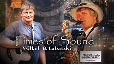Two of a Kind, Acoustic Folk-Rock mit Michael Völkel und Thorsten Siltmann