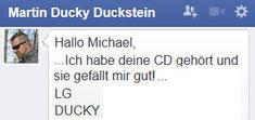 Martin Duckstein, Gitarrist von Schandmaul.