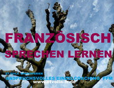 FRANZÖSISCH Sprachunterricht in Frankfurt a.M.