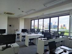 SCビジネスアカデミー 第1教室 コミュニケーションルーム