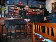 Planking in der Backstube