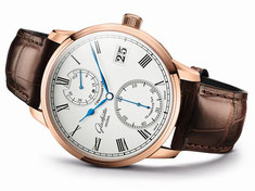 mag lifestyle magazin online uhren glashütte original chronometer senator