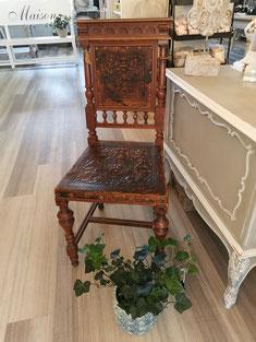 Original alt deutscher Sessel 2 Stück je 179€ Bild 017