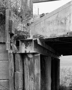 Brückenkopf, Blick nach Norden