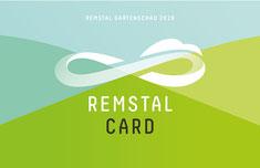 Remstal Gartenschau 2019 Card Karte Tickets Logo Weinstadt