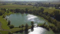 Der Ebersdorfer See