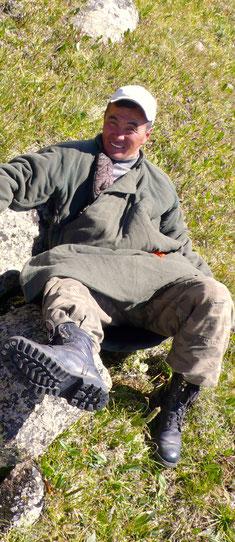 Trek à pied en montagne à L'Otgontenger