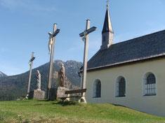 St Nikolauskapelle Eschenlohe