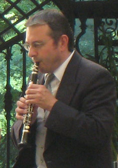 Kurt Franz Schmid - Klarinette