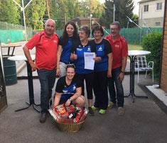 1. Platz: WSV Traisen