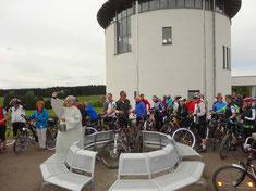 Radfahrersegnung 2014 Winterberg