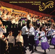 NYFTE CD cover