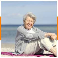 Seniorenservice In guter Gesellschaft für Lebensfreude 60plus - Freizeitgestaltung1. Sonja Maria Rogers