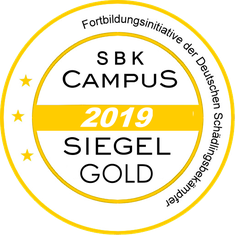 Bild: SBK CAMPUS SIEGEL GOLD 2019