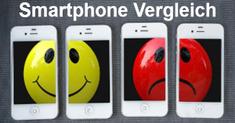 Smartphone Schnäppchen des Tages ohne Vertrag im Vergleich von Modeo